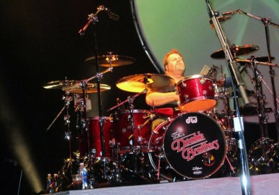 drummer Ed Toth