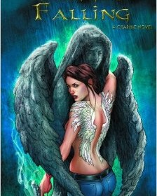 Angel Falling Graphic Novel