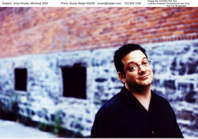 Andy Kindler Photo by: Susan Maljon