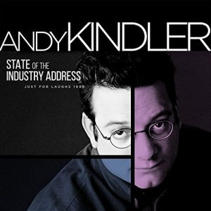 Andy Kindler Album Cover