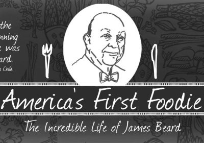 James Beard America's First Foodie