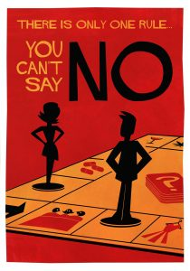 You Can't Say No movie poster