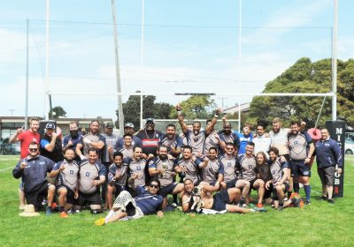NorCal D3 Rugby Champions Napa Valley Wine Thieves Rugby Club